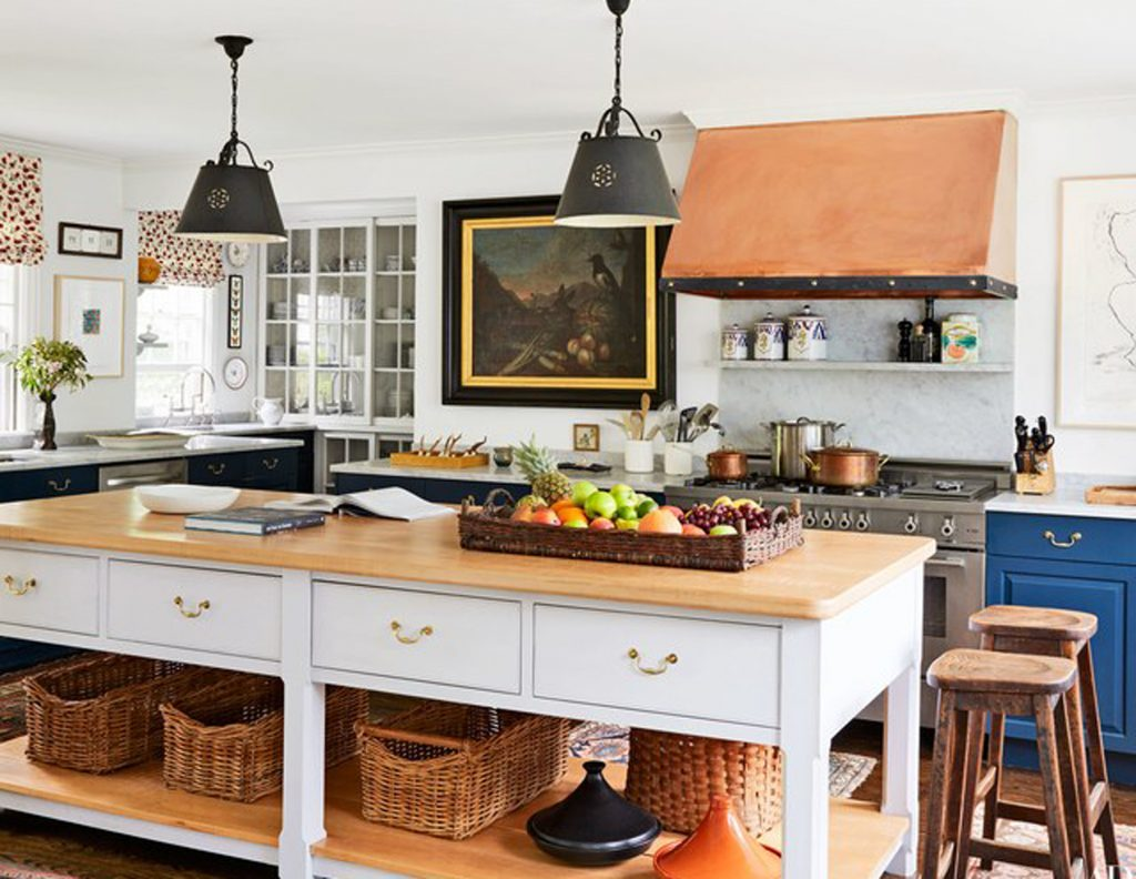 13 Alluring Modern Farmhouse Kitchens | Architectural Digest ...